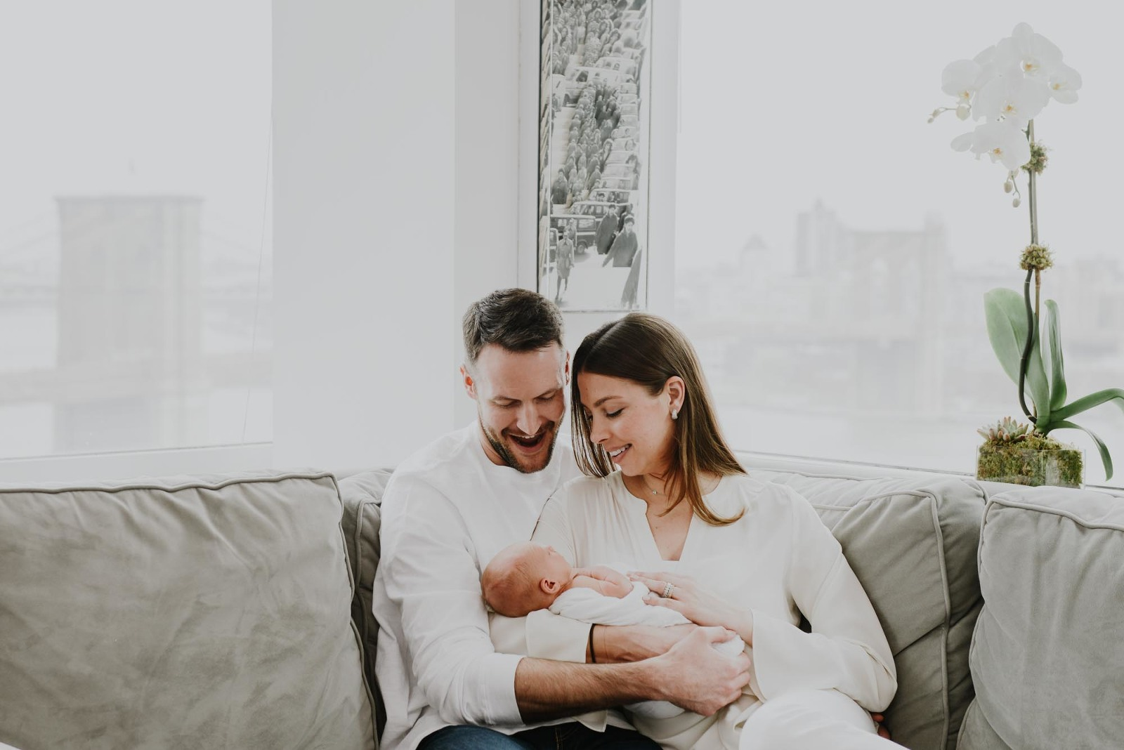 brooklyn newborn photography